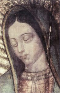 Santisima Virgen Maria de Guadelupe